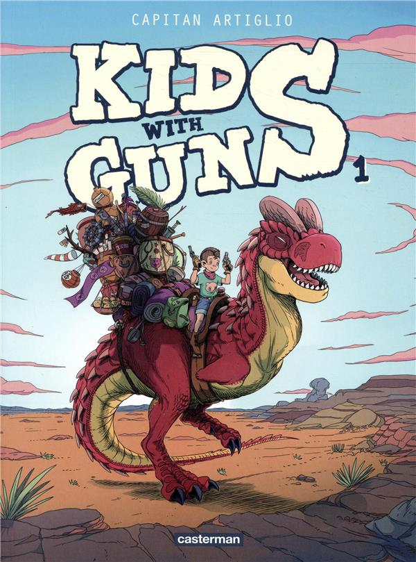 KIDS WITH GUNS - T1