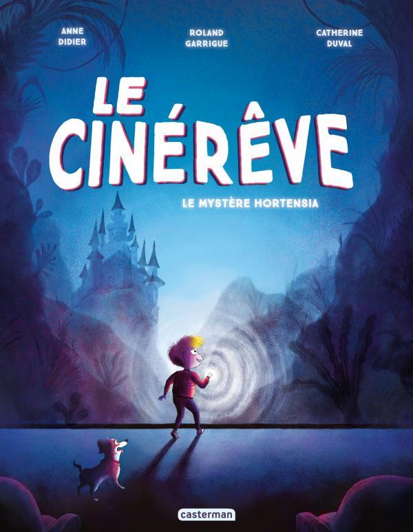 LE CINEREVE - T01 - LE MYSTERE HORTENSIA