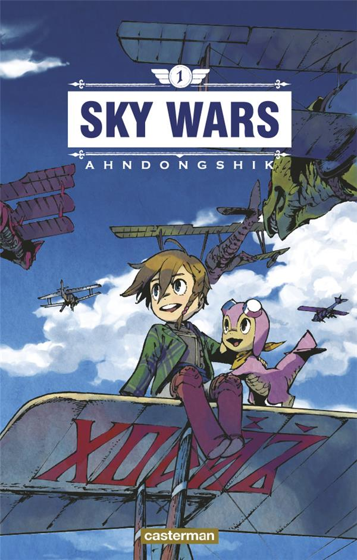 SKY WARS - T01 - SKY WARS