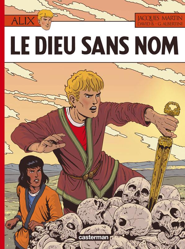 ALIX - T39 - LE DIEU SANS NOM