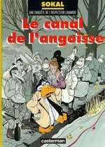 CANARDO T8 LE CANAL DE L'ANGOISSE