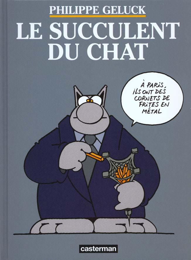 LE SUCCULENT DU CHAT