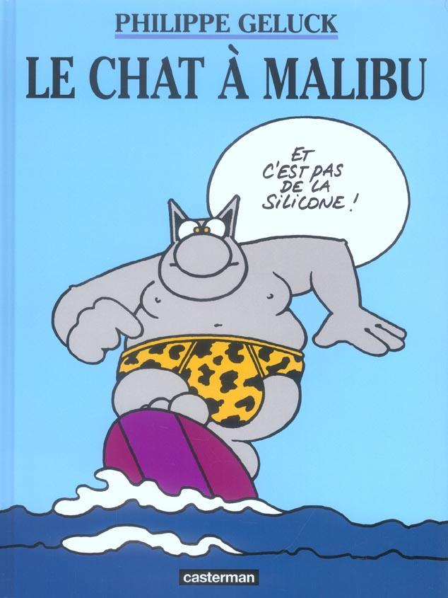 LE CHAT A MALIBU - LES ALBUMS DU CHAT - T7