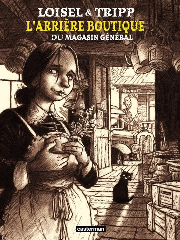 MARIE - MAGASIN GENERAL - T1