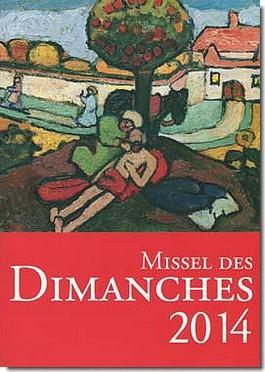 MISSEL DES DIMANCHES 2014