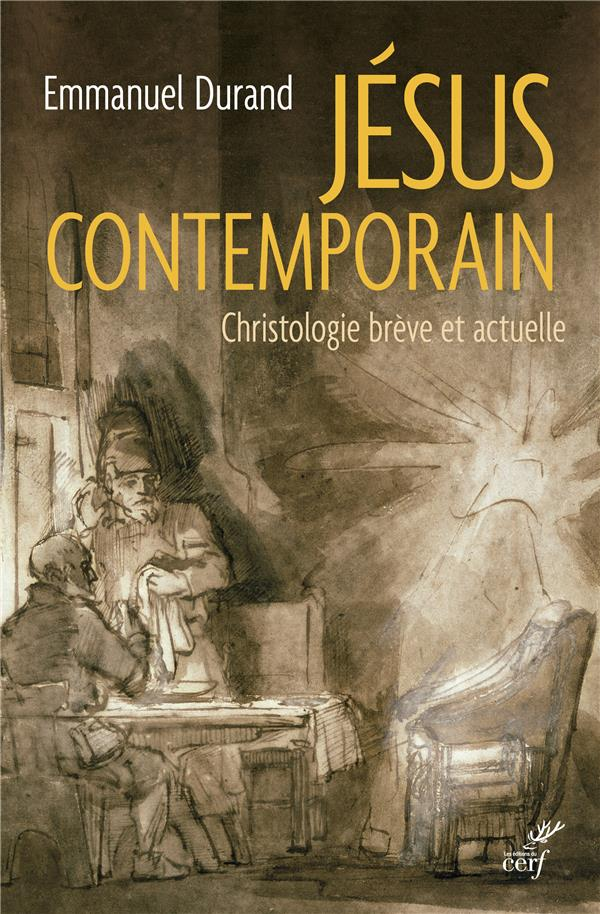 JESUS CONTEMPORAIN