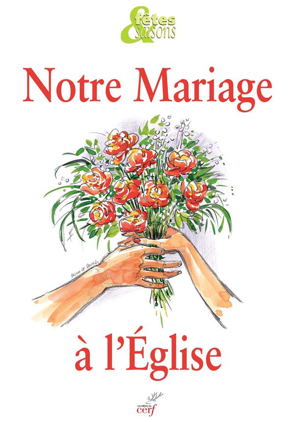 PACK 10 EX NOTRE MARIAGE A L'EGLISE NED