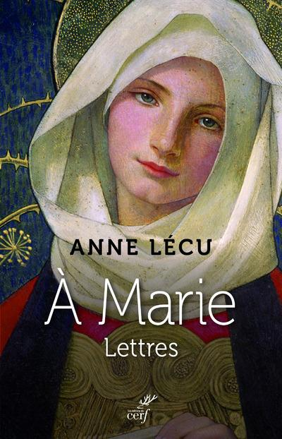 A MARIE - LETTRES