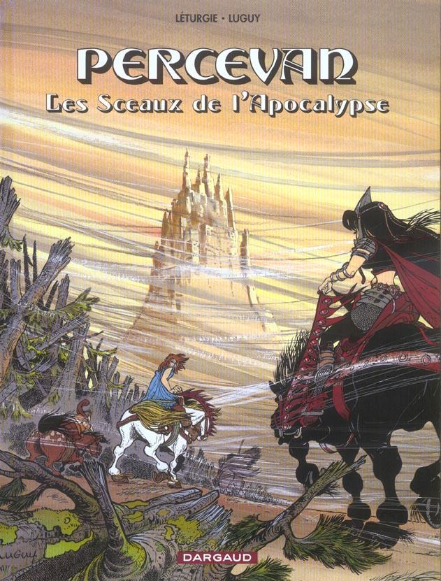 PERCEVAN T11 LES SCEAUX DE L'APOCALYPSE