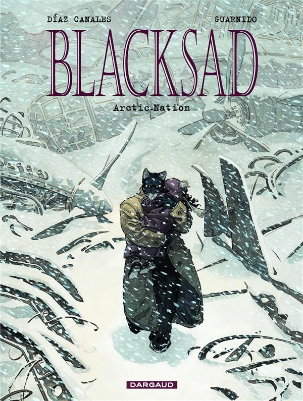 BLACKSAD - T2 - ARCTIC-NATION
