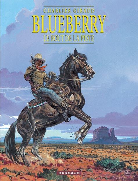 BLUEBERRY - T22 - LE BOUT DE LA PISTE