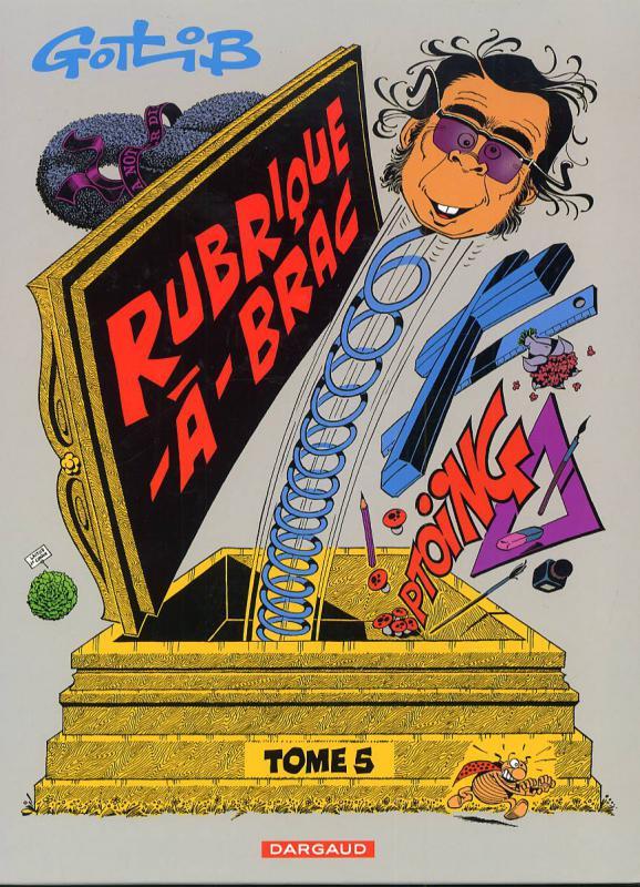GOTLIB - RUBRIQUE A BRAC T5