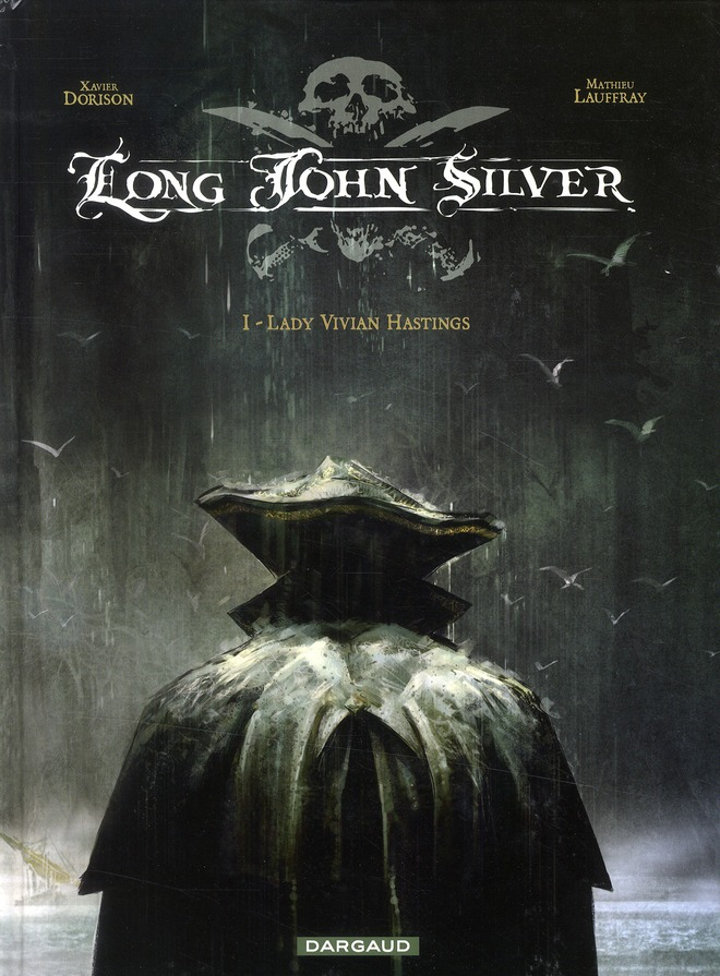 LONG JOHN SILVER T1 LADY VIVIAN HASTINGS