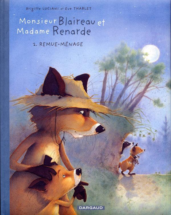 REMUE-MENAGE - MR BLAIREAU&MME RENARDE - T2