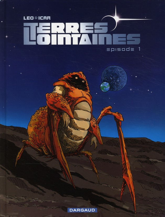 TERRES LOINTAINES - T1 - ALTAIR
