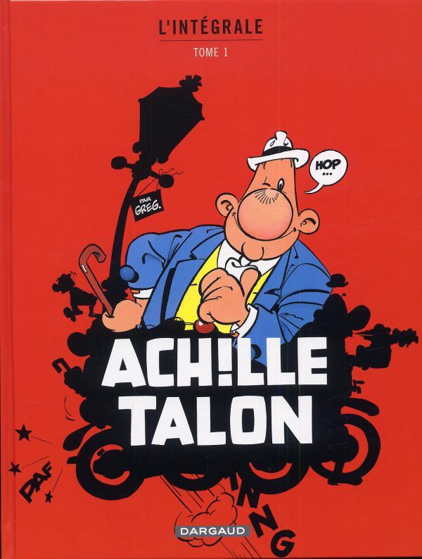 ACHILLE TALON (INTEGRALE) T1 INTEGRALE D'ACHILLE TALON T1