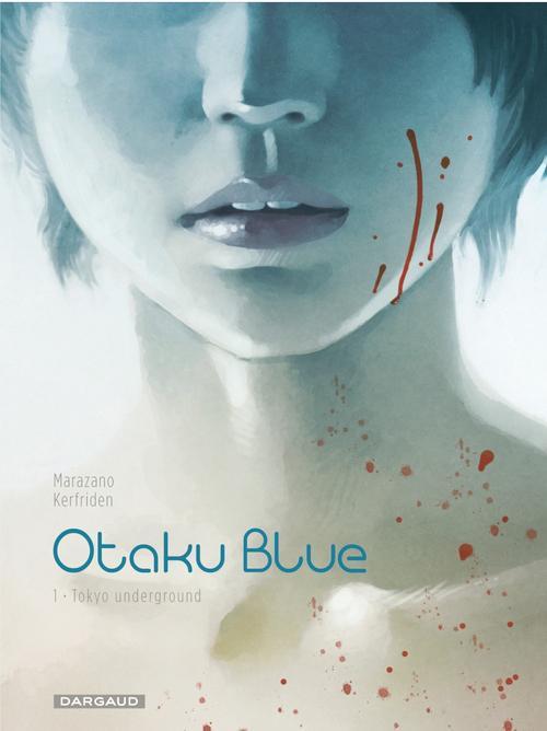 TOKYO UNDERGROUND - OTAKU BLUE - T1