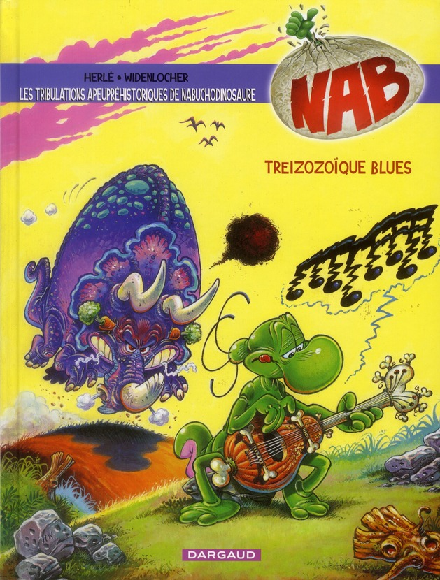 NAB - T13 - TREIZOZOIQUE BLUES !