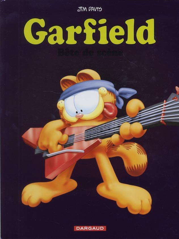 GARFIELD BETE DE SCENE - T52
