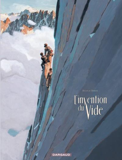 LONG COURRIER - L'INVENTION DU VIDE (ONE SHOT)