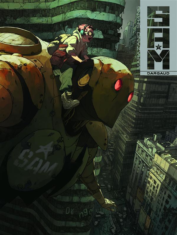 S.A.M. - TOME 2 - CHASSEURS DE ROBOTS