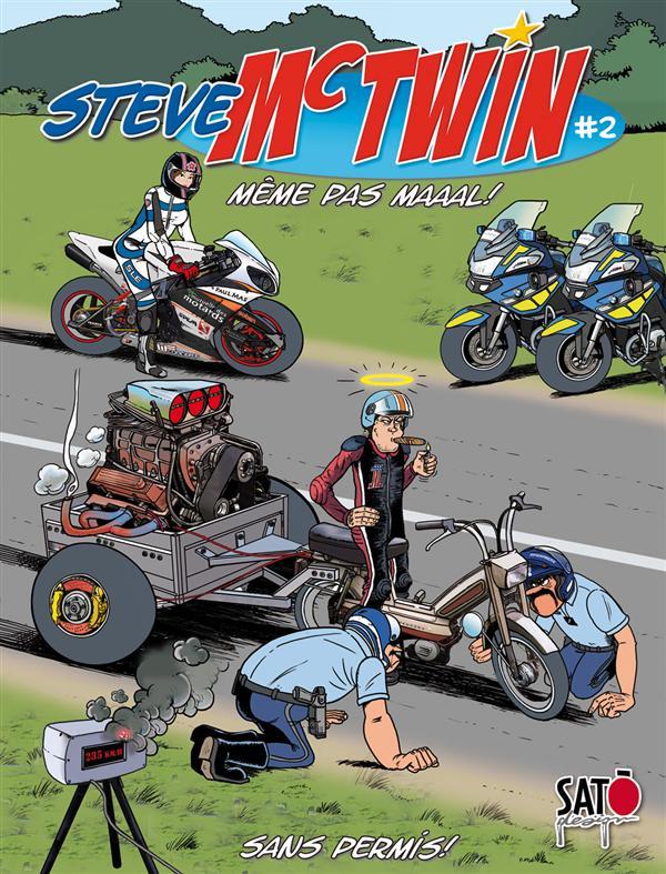 STEVE MAC TWIN - T3