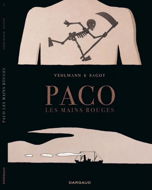 PACO LES MAINS ROUGES (1/2) LA GRANDE TERRE - T1
