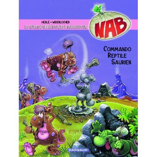NAB - T5 - COMMANDO REPTILE SAURIEN