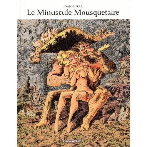 MINUSCULE MOUSQUETAIRE(INTEGR) - T1 - INTEGRALE LE MINUSCULE MOUSQUETAIRE