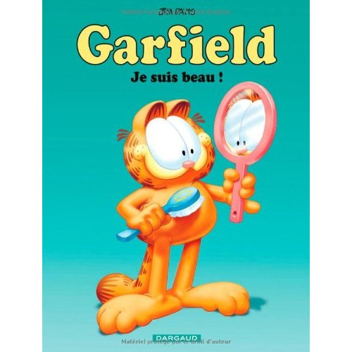 GARFIELD - T13 - GARFIELD - JE SUIS BEAU !