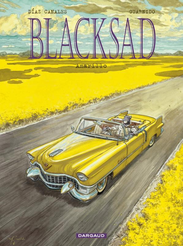 BLACKSAD - TOME 5 - AMARILLO (5)