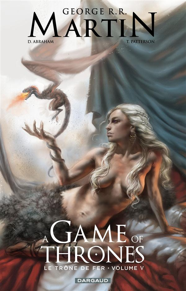 A GAME OF THRONES-LE TRONE FER - GAME OF THRONES (A) - LE TRONE DE FER - TOME 5 - A GAME OF THRONES