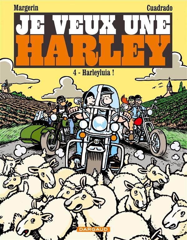 JE VEUX UNE HARLEY T4 HARLEYLUIA !