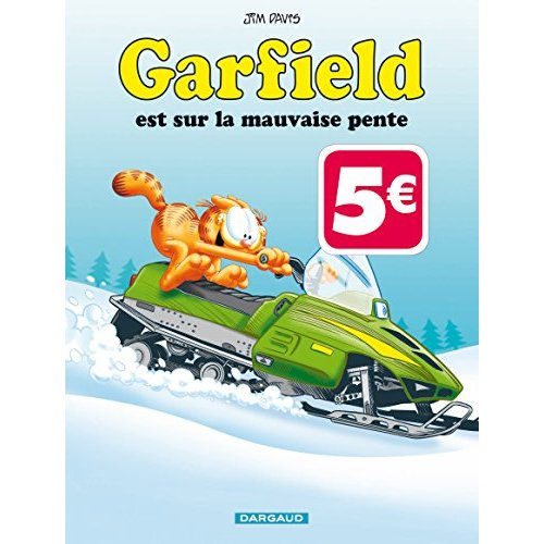 INDISPENSABLES 2016 T25 GARFIELD T25 INDISPENSABLES 16