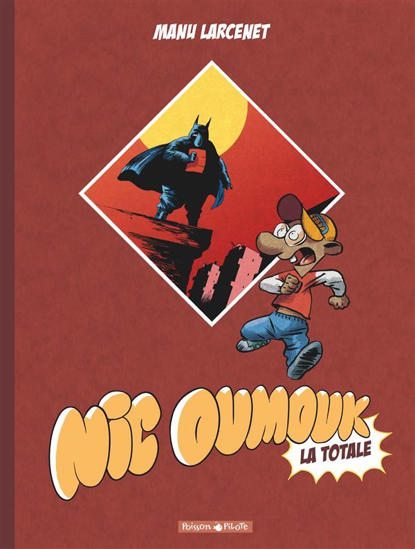 NIC OUMOUK - INTEGRALE