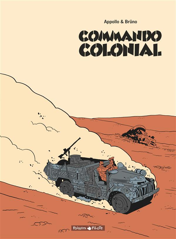 COMMANDO COLONIAL - INTEGRALE