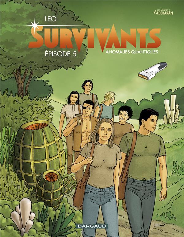 SURVIVANTS, EPISODE 5 - LES SURVIVANTS - T5