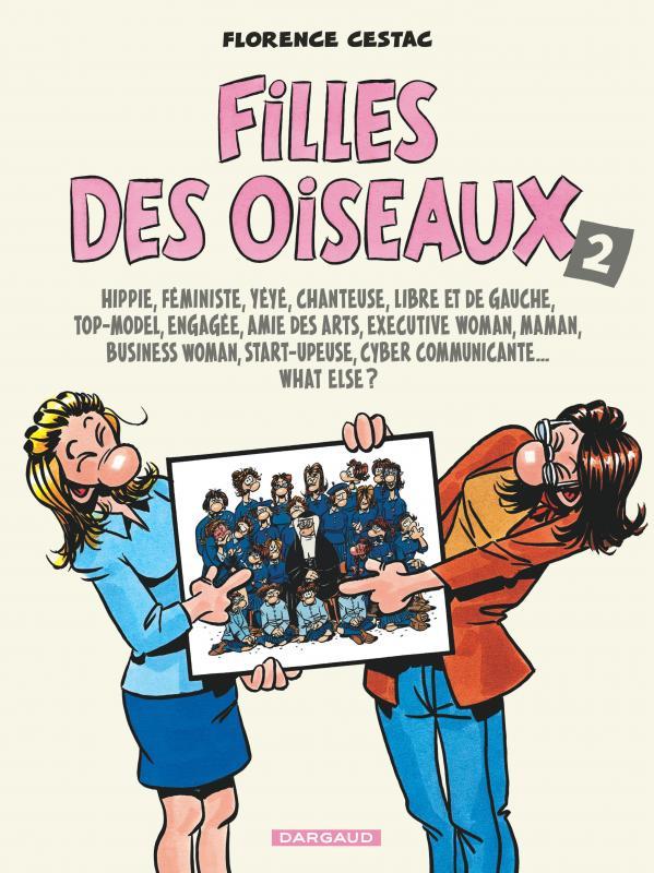 LES FILLES DES OISEAUX T2 FILLES DES OISEAUX  - TOME 2 - FILLES DES OISEAUX - TOME 2/2