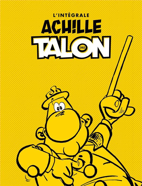 ACHILLE TALON (INTEGRALE) COFFRET ACHILLE TALON-INTEGRALE COMPLETE