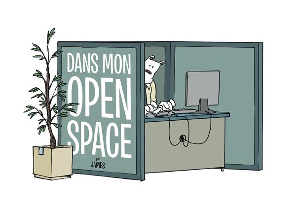 DANS MON OPEN SPACE  - TOME 0 - LES INEDITS