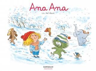 ANA ANA - TOME 14 - UN BEL HIVER