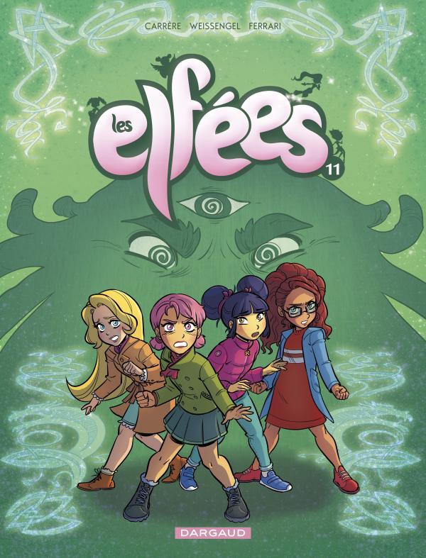 LES ELFEES - TOME 11 - LES ELFEES