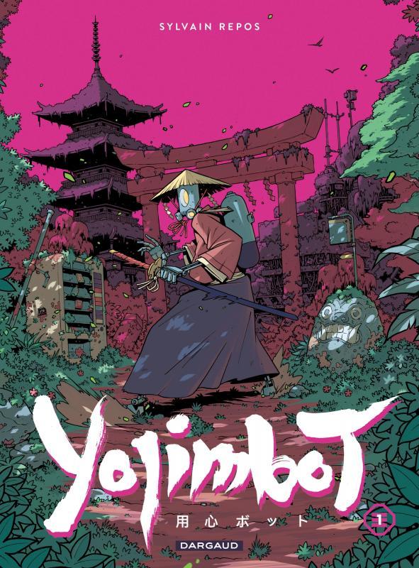 YOJIMBOT - TOME 1, TOME 1