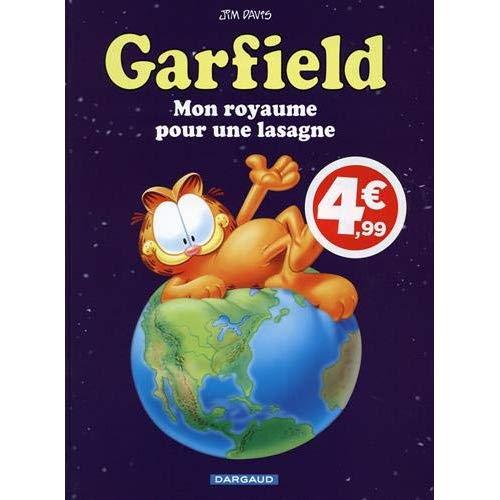 GARFIELD - T06 - GARFIELD - MON ROYAUME POUR UNE LASAGNE (INDISPENSABLES 2020)