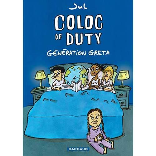 COLOC OF DUTY GENERATION GRETA