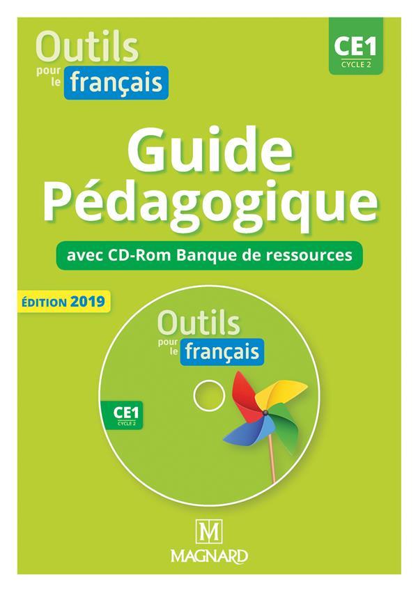 OUTILS POUR LE FRANCAIS CE1 2019 GUIDE PEDAGOGIQUE