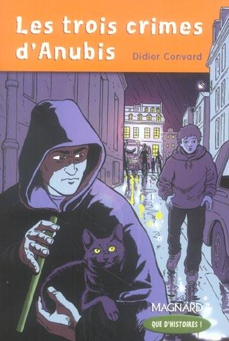 TROIS CRIMES D'ANUBIS (LES)