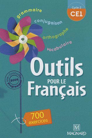 OUTILS POUR LE FRANCAIS CE1