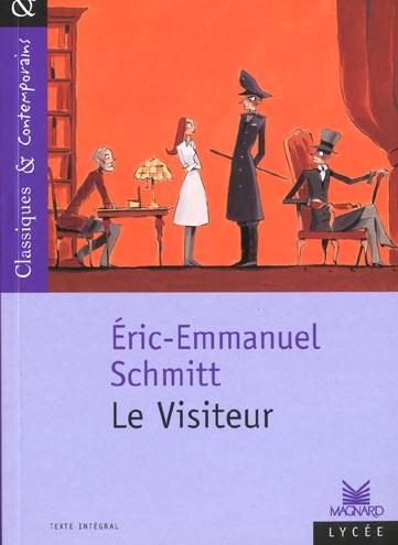 VISITEUR (LE) (SCHMITT) N.42