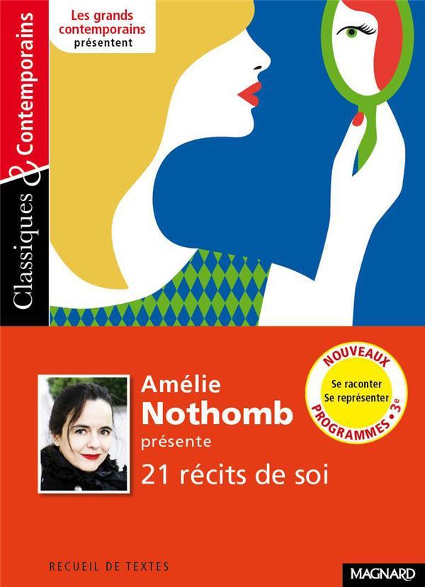 N.186 AMELIE NOTHOMB PRESENTE 20 RECITS DE SOI